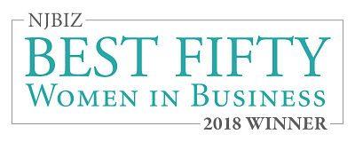 Cathy Coloff Receives NJBIZ's 2018 Best 50 Women in Business Award